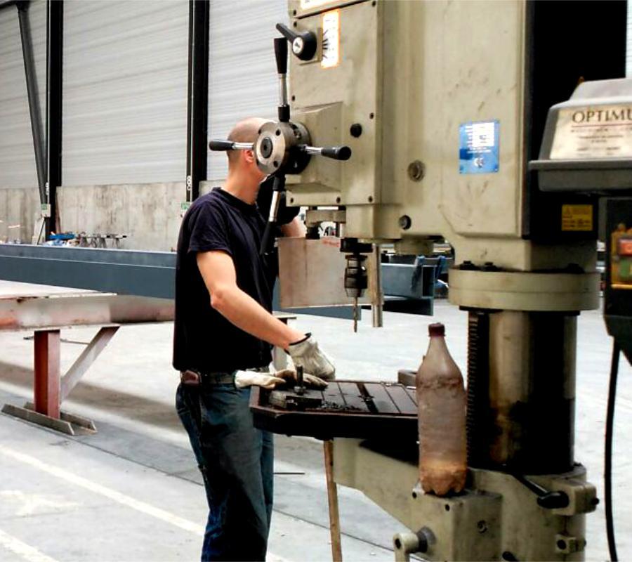 Ruidos en el entorno de trabajo en industria