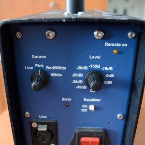 Midiendo potencia sonora